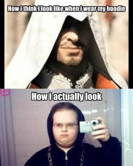 What You Think You Look Like… | SlayMyBoredom