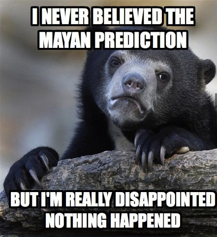 mayan prediction