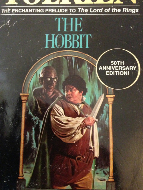 old hobbit cover