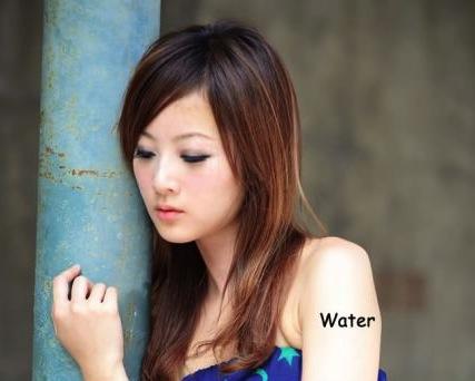 water chinese