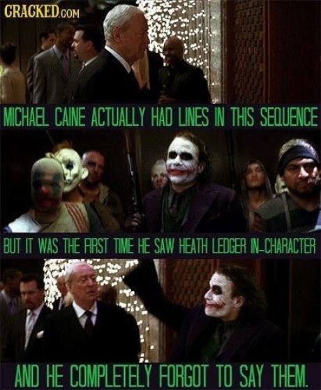 batman fact
