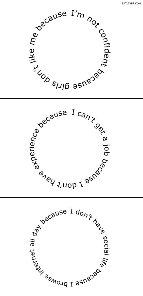 circle reasoning
