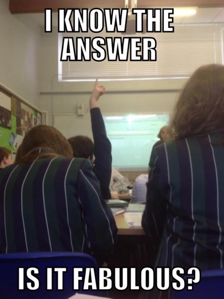 fabulous answer