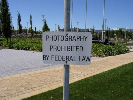 photo prohibited
