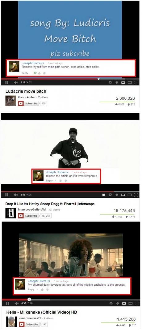 youtube old talk