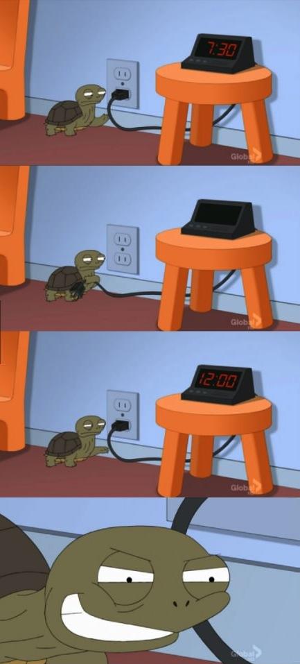 clock change