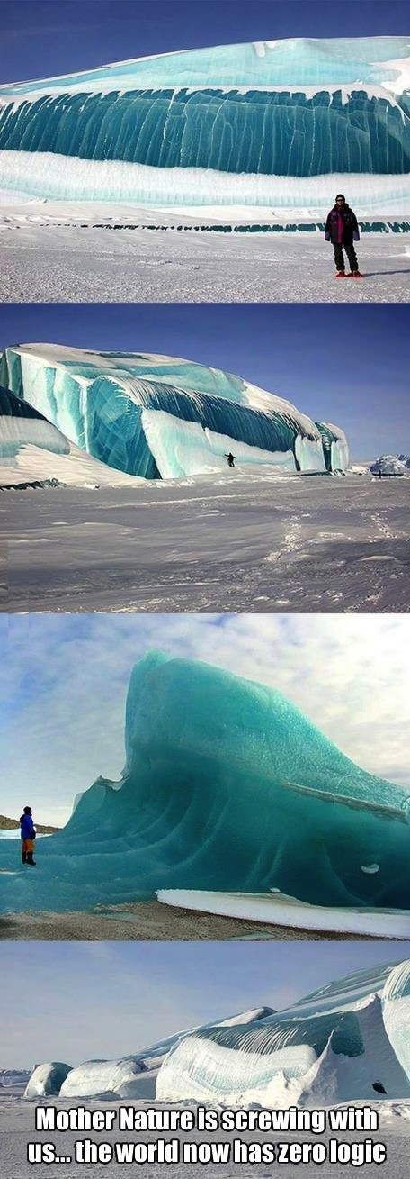 epic frozen tsunami