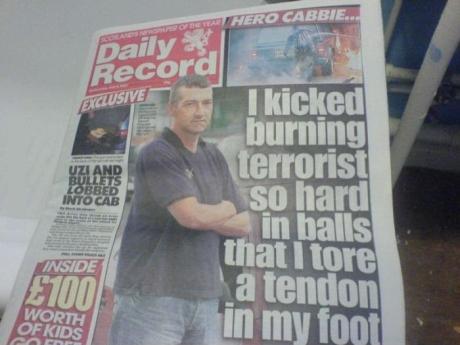 kicked terrorist