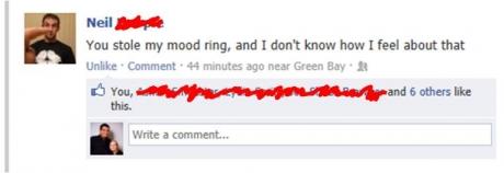 mood ring status