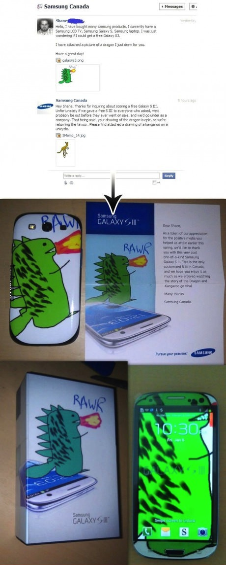 samsung dragon