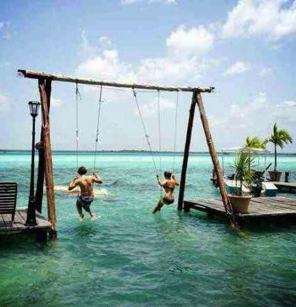 swing ocean
