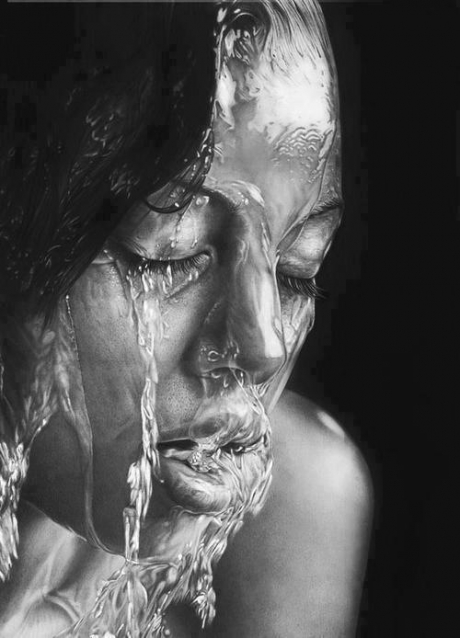 amazing pencil sketch