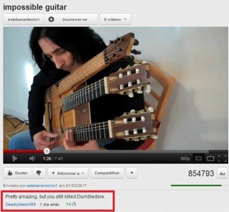 guitar snape
