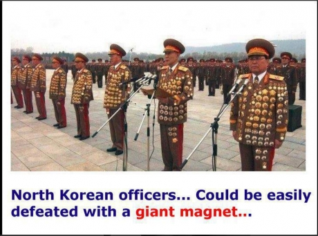 north korea awards