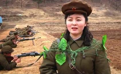 north korea comuflauge