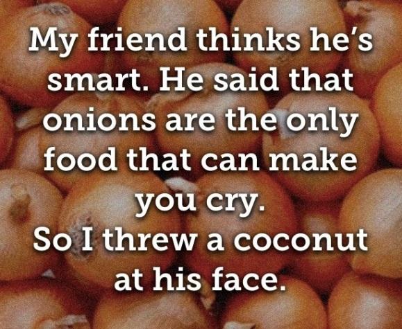 onion cry