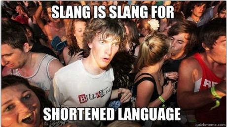 slang slang