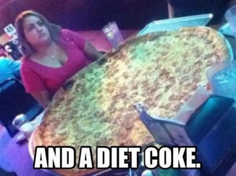 diet pizza