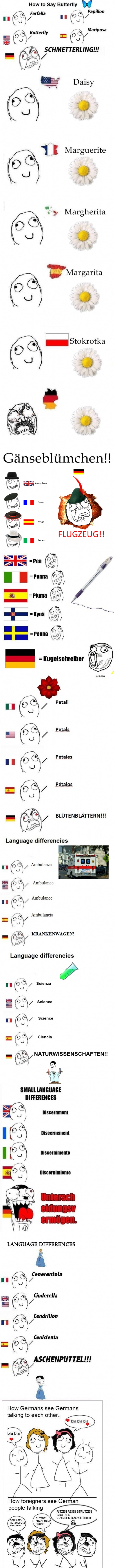 german talk