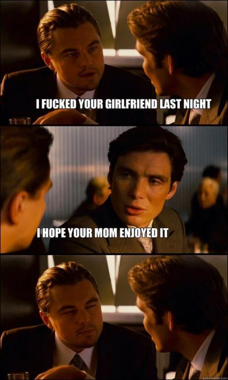 mum gf joke