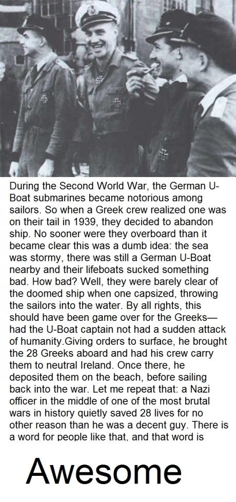 nazi u boat