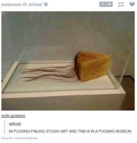 hair cheese