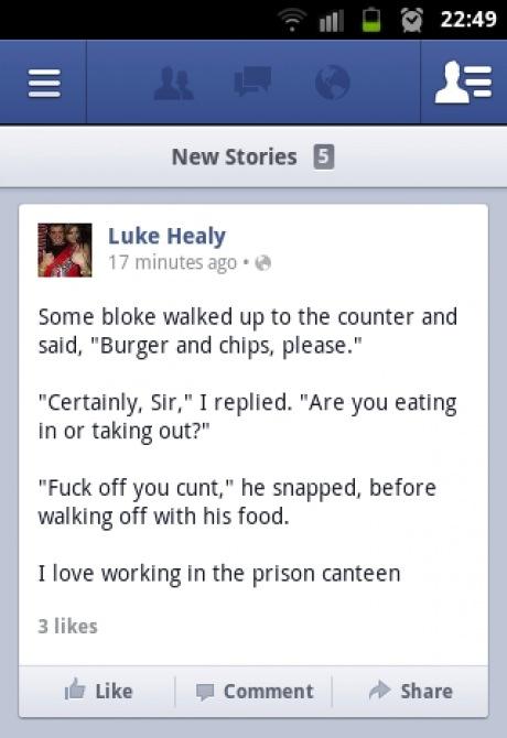 prison canteen