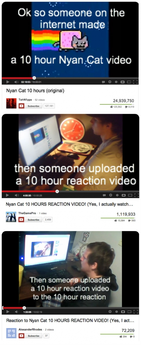 10 hr reaction video