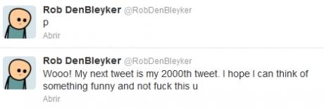 2000th tweet