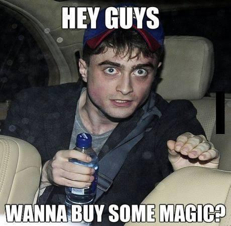 buy some magic