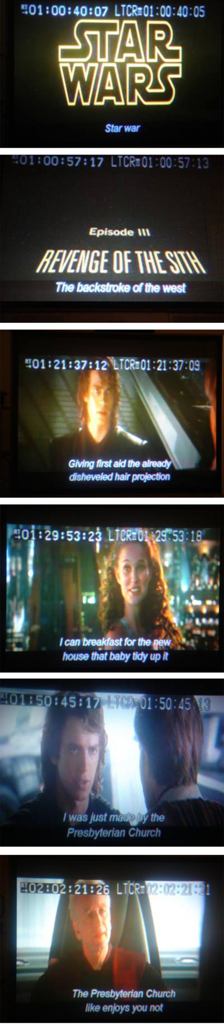 english subtitles chinese star wars