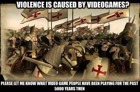 games violence