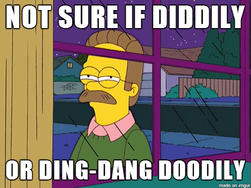 sceptical flanders